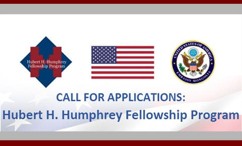 Programme de Bourses: THE HUBERT H. HUMPHREY FELLOWSHIP PROGRAM 2021-2022