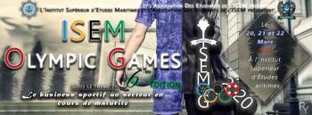 ISEM Olympique Games 2020