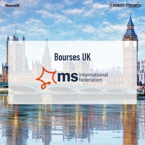 Bourses de Recherche UK 2020 : Research Program by MS International Federation